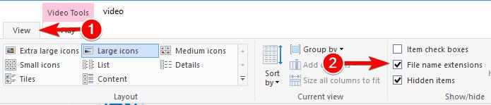 VLC no reproduce MP4 Windows 10