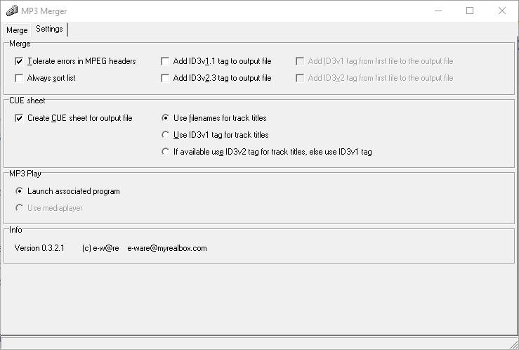 4 способа объединить аудио файлы в Windows 10 5