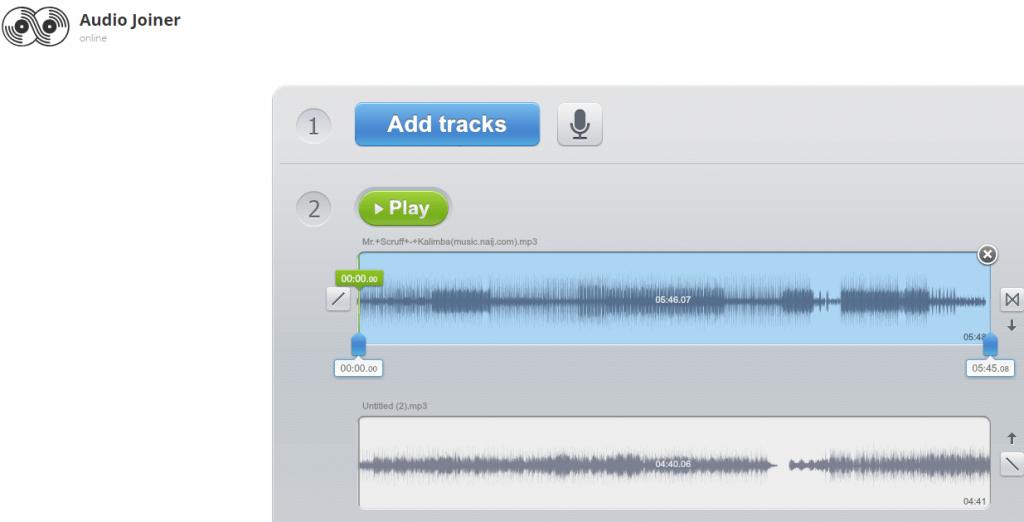 4 способа объединить аудио файлы в Windows 10 7