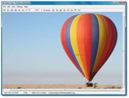 Berikut cara membuka file RW2 di Windows 3