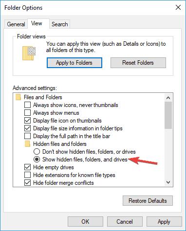 Adobe Error 16 gỡ cài đặt và cài đặt lại sản phẩm