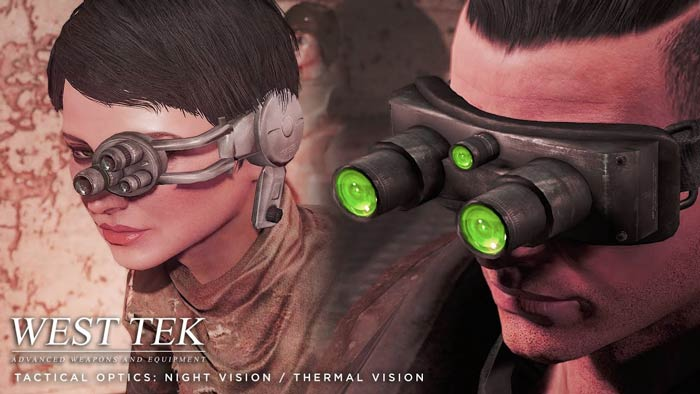 Optik taktis West Tek