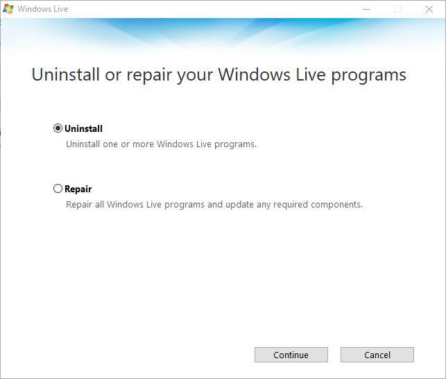 Ako riešiť problémy Windows Program Movie Maker prestal pracovať 7