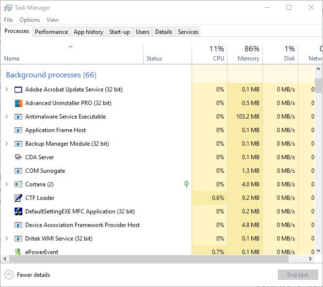 Ako opraviť Camtasiu, keď sa neotvára Windows 10 5