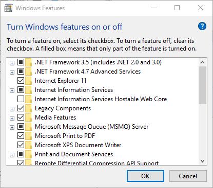 Ako opraviť Camtasiu, keď sa neotvára Windows 10 3