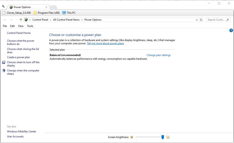 حدث خطأ يمنع تشغيل عرض الشرائح هذا Windows 10 3