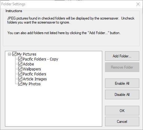 حدث خطأ يمنع تشغيل عرض الشرائح هذا Windows 10 14