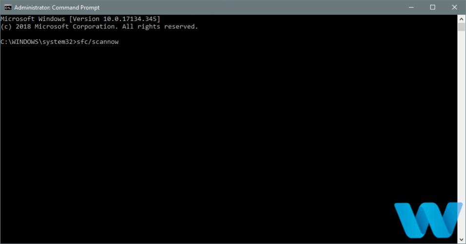 FIX: IO1 Səhv üzrə Başlatma Uğursuzluğu Windows 10 2
