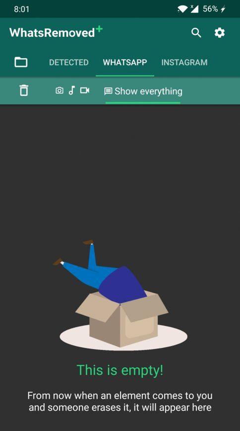 Ako zobraziť odstránené správy WhatsApp v systéme Android