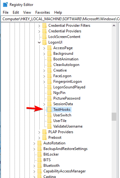 Windows    10 add PIN does not work