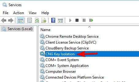 Windows    10 login options not shown
