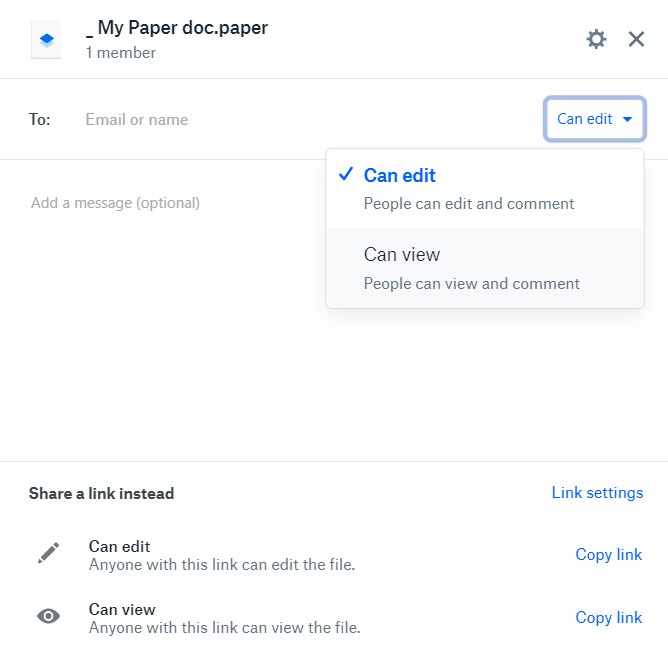 You can edit the conflicting copy dropbox option