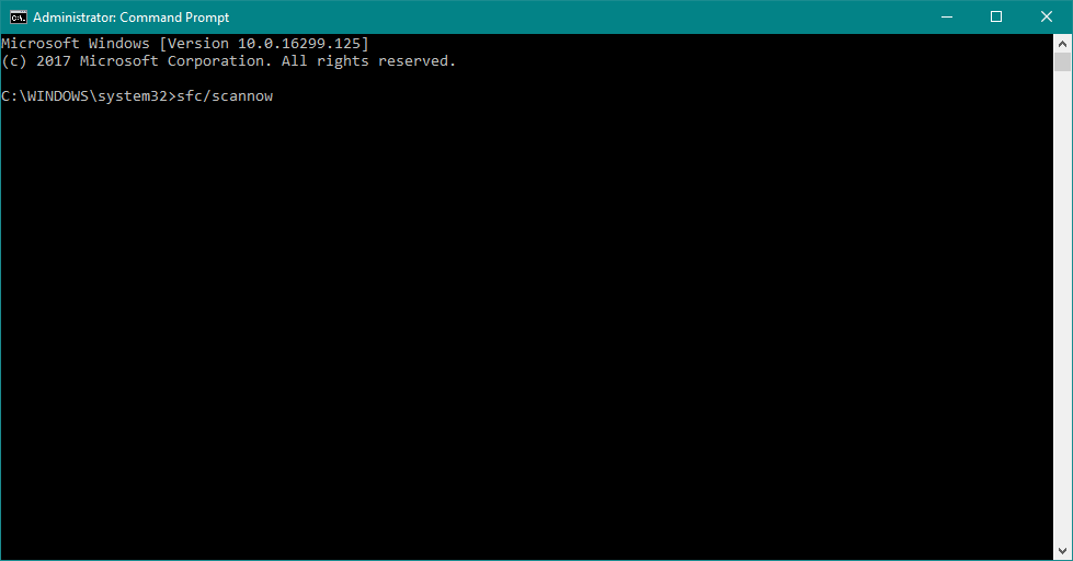 Windows Obranca nefunguje [FULL FIX] 4