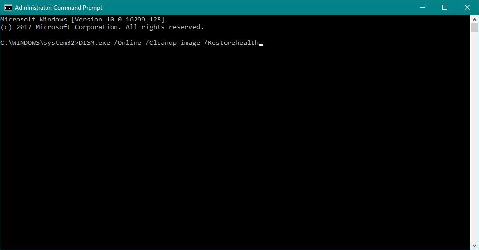 Windows Obranca nefunguje [FULL FIX] 5