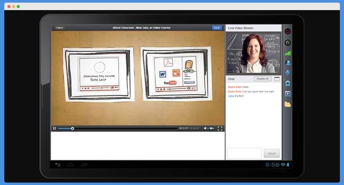 Virtualna klasa