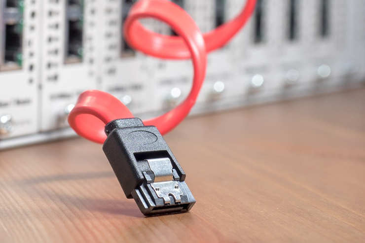Kábel PC Chyba zavádzacieho zariadenia