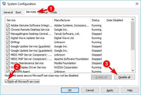 Bezdrôtový adaptér Bugcode_ndis_driver