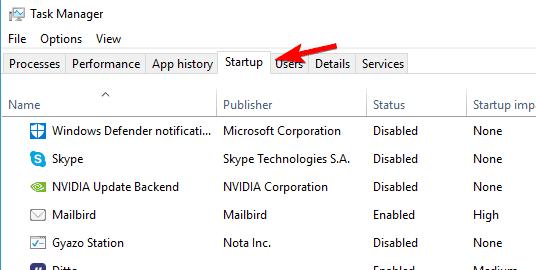 Windows    ovládač stopcode ndis