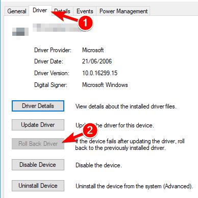 Modrá obrazovka smrti bugcode_ndis_driver