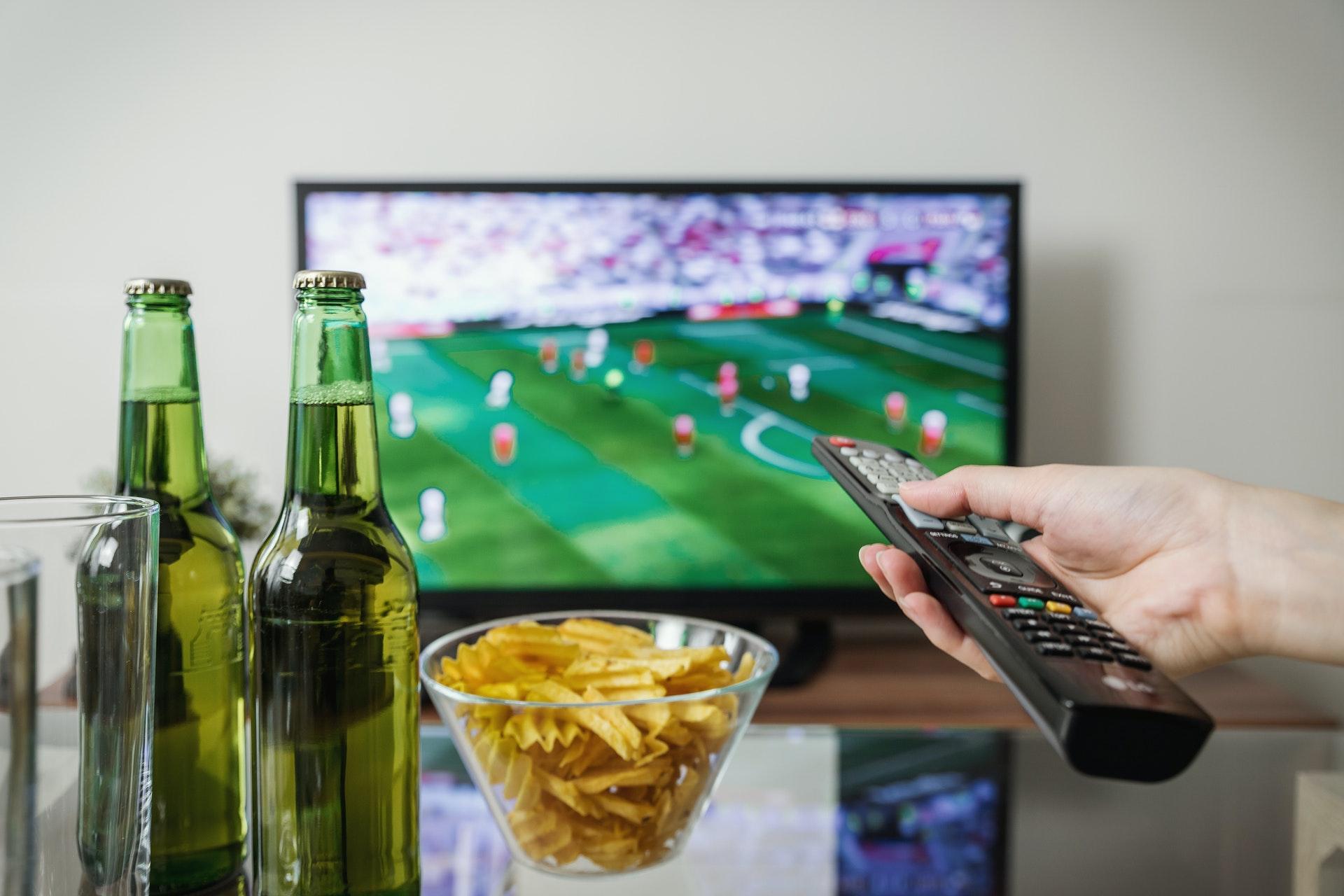 Hướng dẫn về Internet tại nhà để phát trực tuyến thể thao