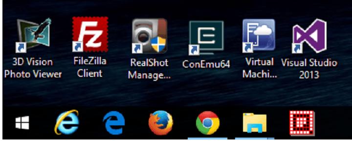 Làm thế nào để tôi sửa chữa Windows 10 thanh tác vụ không bị ẩn? 2