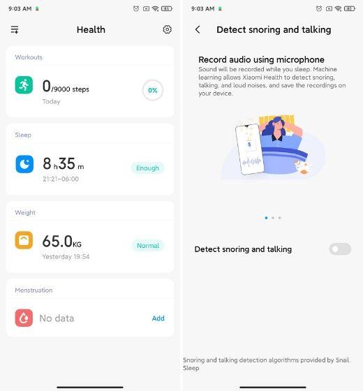 15. Nová zdravotná aplikácia Lepšia funkcia MIUI 12