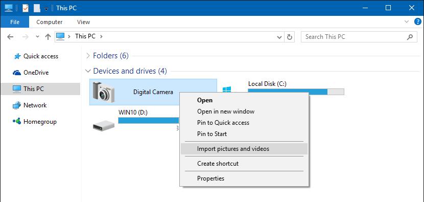 Microsoft Office Picture Manager không lưu các chỉnh sửa