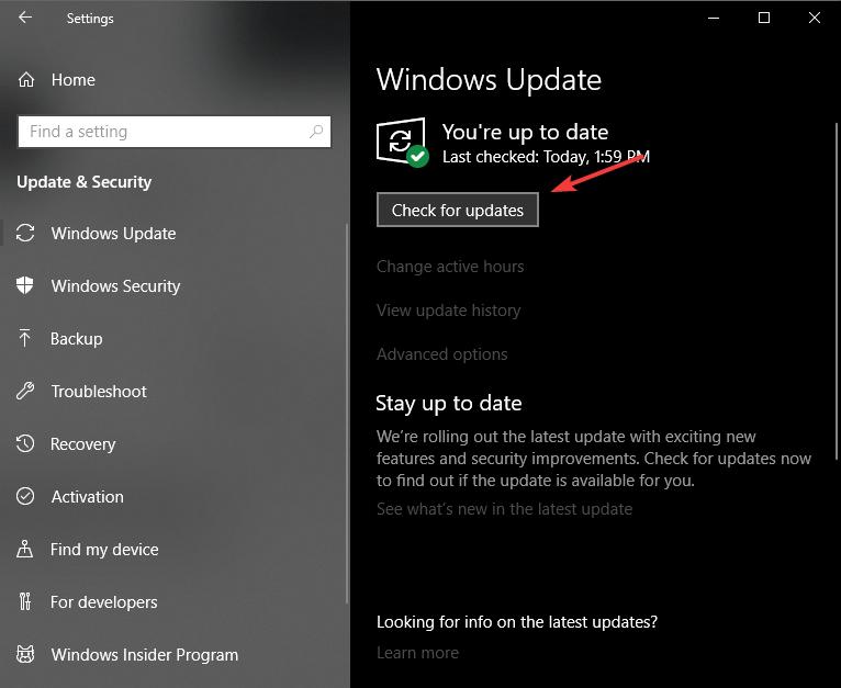 Skontrolujte aktualizácie: Adobe Audition nepodporuje priamy zvukový vstup