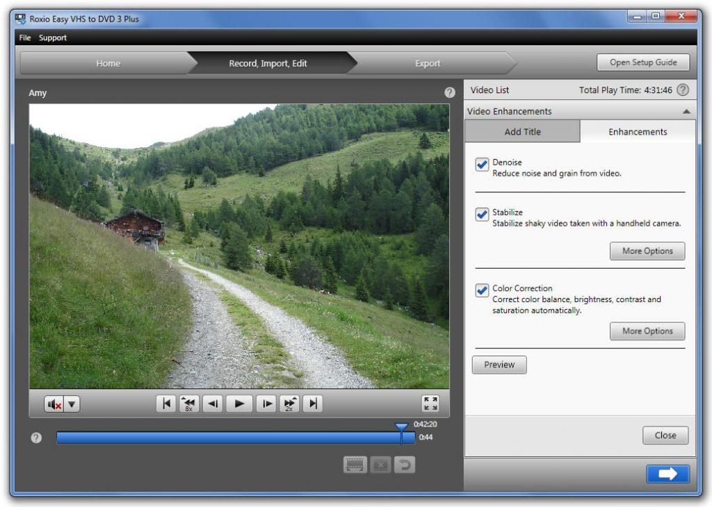 Cara Mengonversi Film Lama ke Format Digital 4