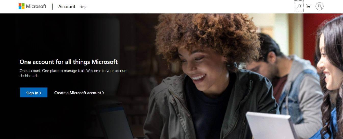 صفحة تسجيل الدخول للاشتراك: لا يمكن قطع الفيديو في PowerPoint