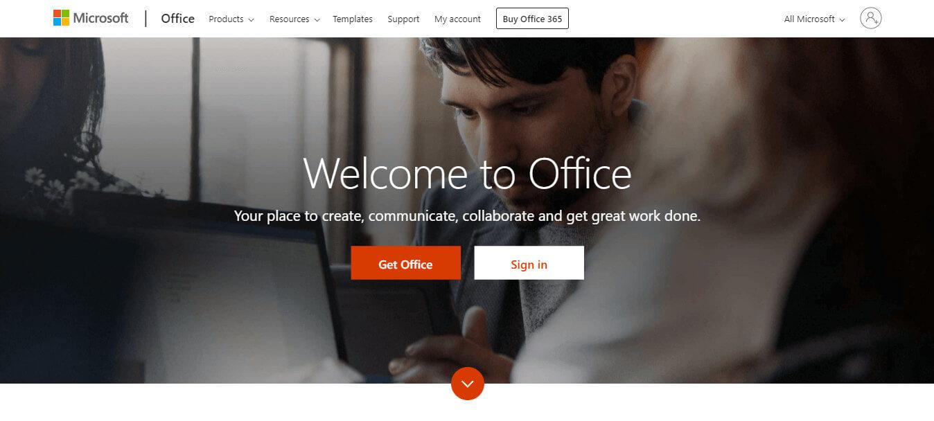 موقع Office 365: لا يمكن اقتصاص الفيديو في PowerPoint