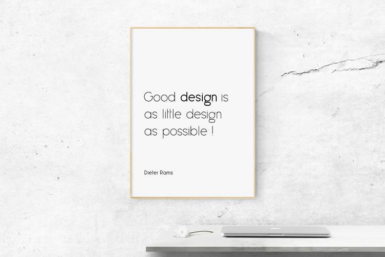 20 fantásticas fuentes gratuitas para un diseño minimalista