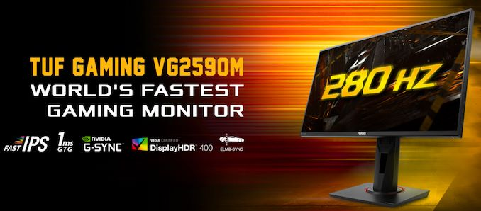 280 Hz Cepat: Monitor IPS ASUS TUF VG259QM, It's Love At First Sight