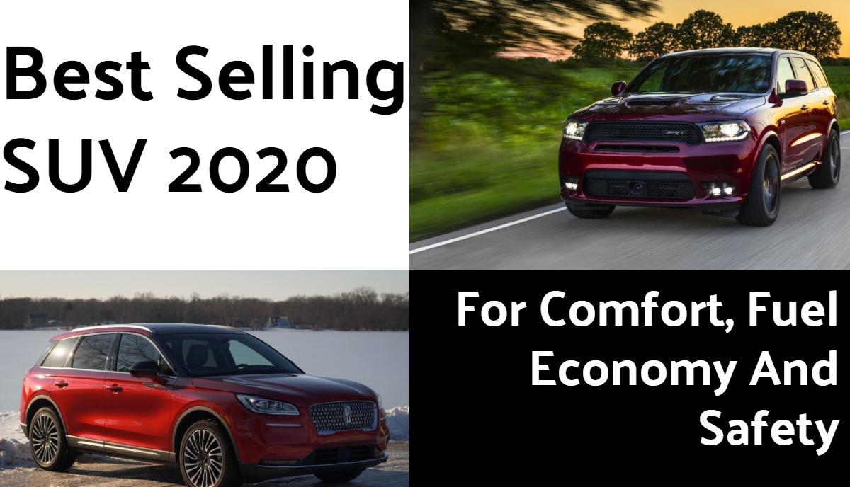 5 De bästa SUV-bilarna 2020 som erbjuder maximal säkerhet, bränsleeffektivitet ... 1