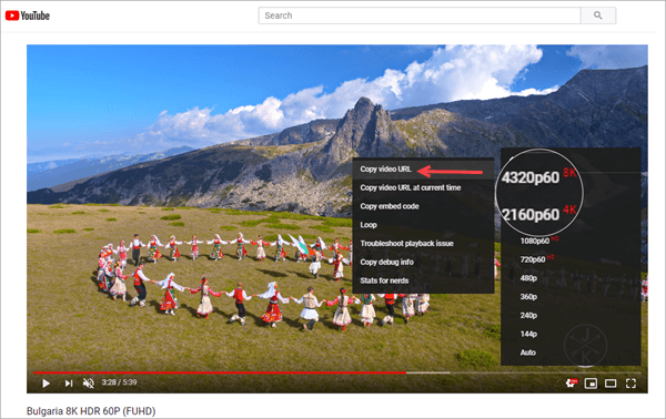 "Sử dụng tải xuống Jihosoft 4K Video Downloader YouTube Video 8K. ""width ="" 600 ""height ="" 378 ""srcset ="" https://applexgen.com/wp-content/uploads/2020/04/5-The-best-8K-video-downloaders-to-download.png 600w, https: // www.jihosoft.com/wp-content/uploads/2019/08/copy-link-address-300x189. png 300w ""tama ="" ""m ="""