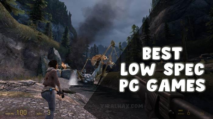 5 Các trò chơi PC thấp nhất năm 2020 1