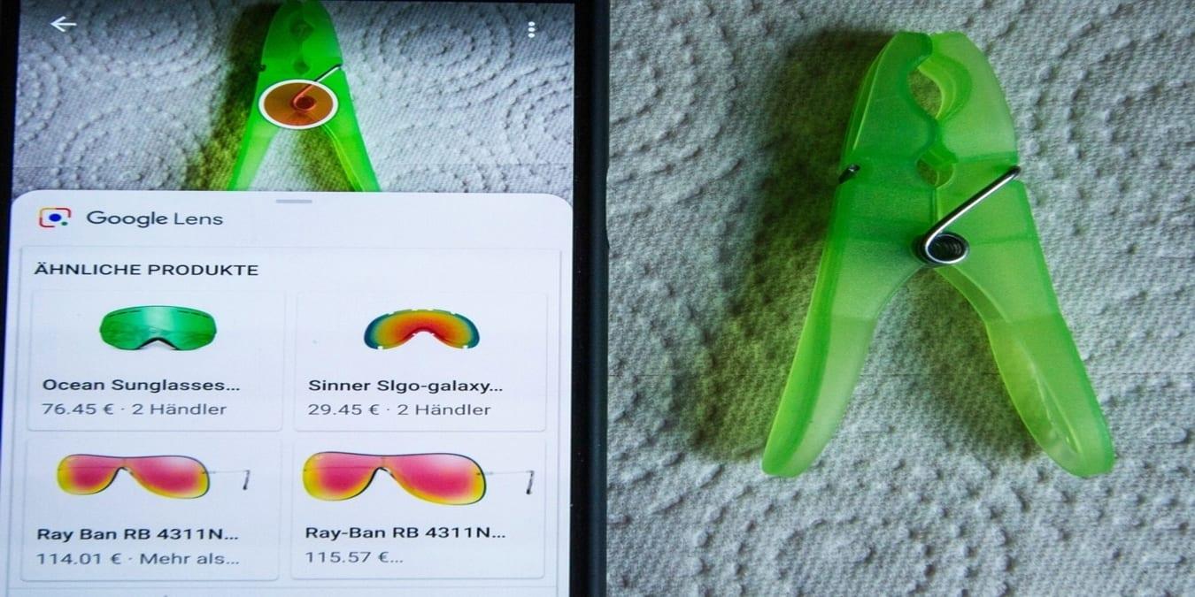 6 Các tính năng đặc biệt của Google Lens bạn nên thử 7