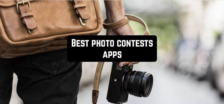 6 Paras valokuvauskilpailusovellus Androidille ja iOS: lle