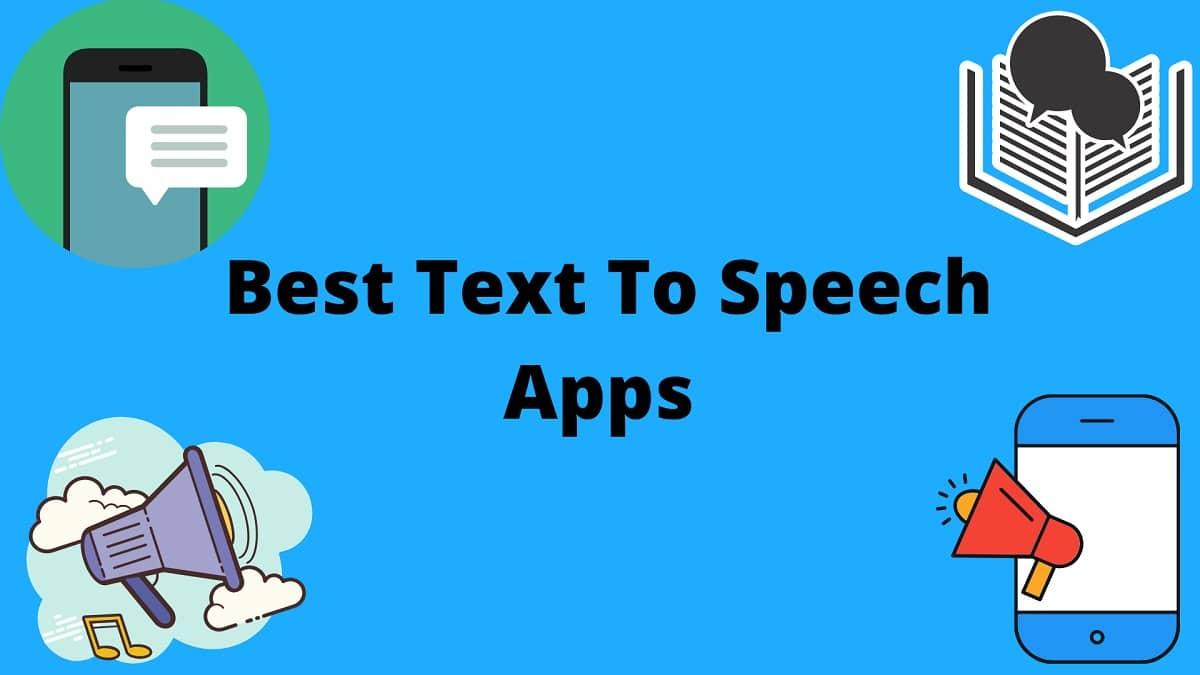 6 Các ứng dụng chuyển văn bản thành giọng nói tốt nhất cho Android để sử dụng trong ... 1