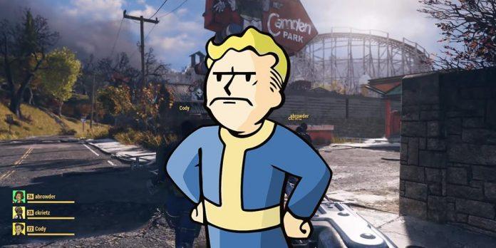 76 Fallout-pelaajat yrittävät tehdä hahmostaan sairaita saavutuksesta