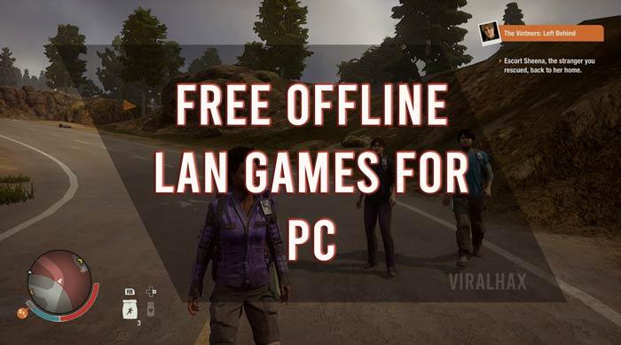 8 Los mejores juegos LAN gratuitos sin conexión para PC en 2020