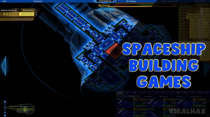 8 Các trò chơi xây dựng tàu vũ trụ tốt nhất cho PC 3
