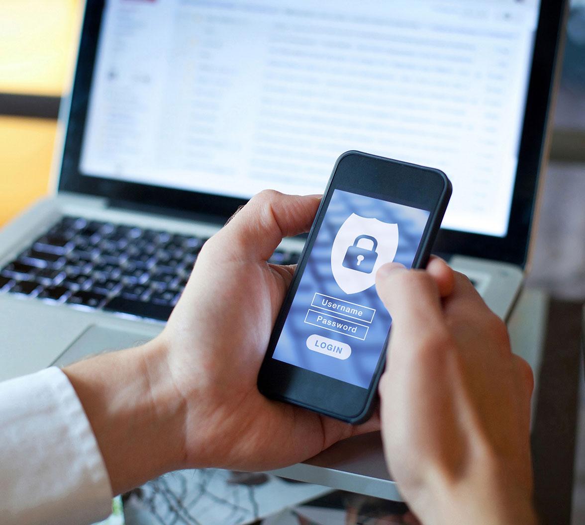 Säkerhetsåtgärder för att skydda dina mobildata