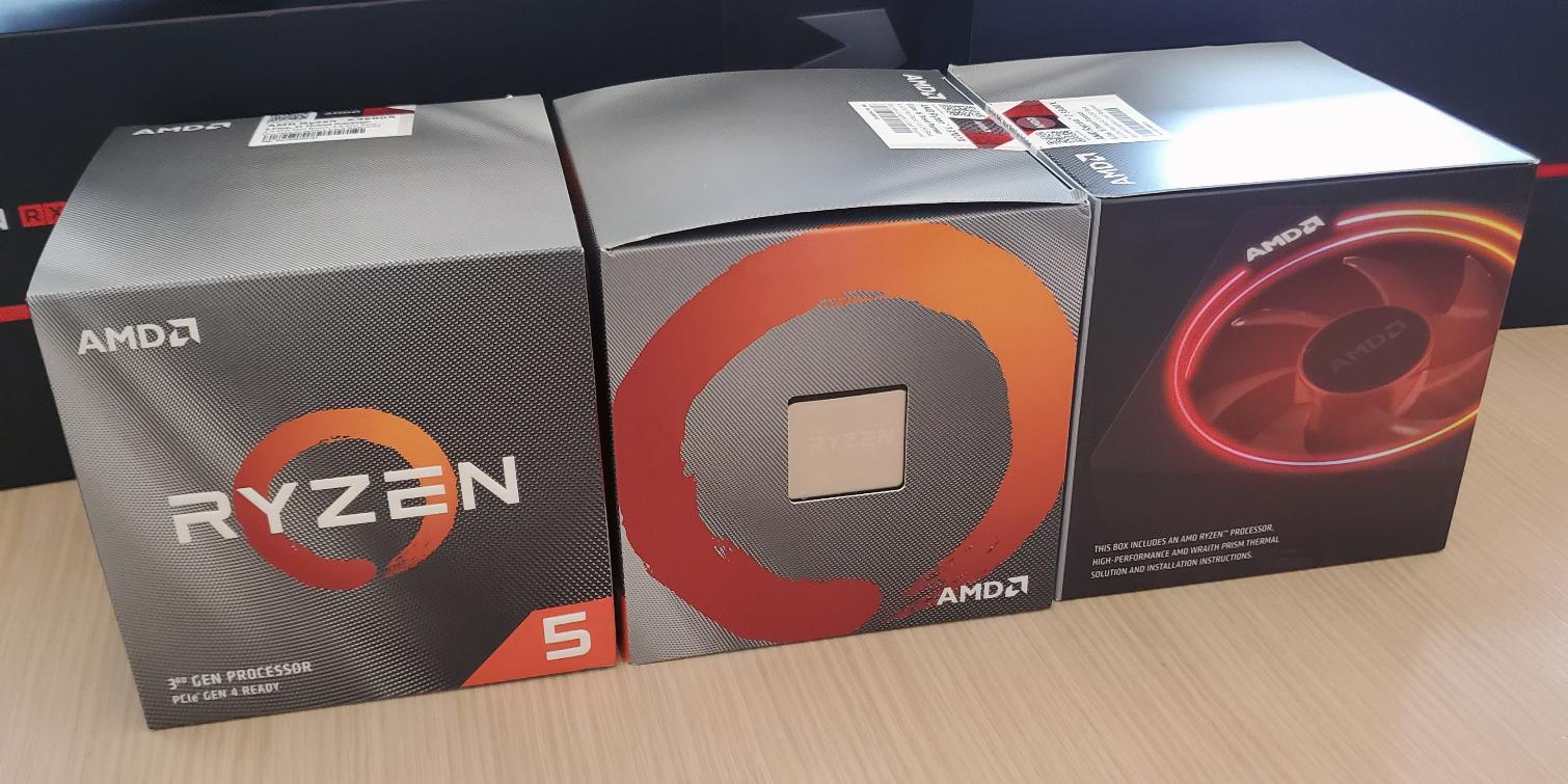 AMD Ryzen 5 Revisión 3600X: nuevo líder de CPU de rango medio 2