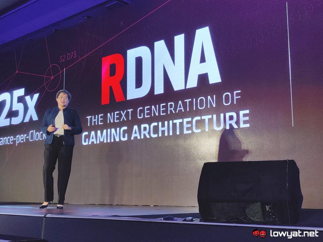 AMD Diduga Meluncurkan GPU Navi 23 pada tahun 2020; Dikabarkan Akan Mengambil Kartu NVIDIA GeForce RTX High-End
