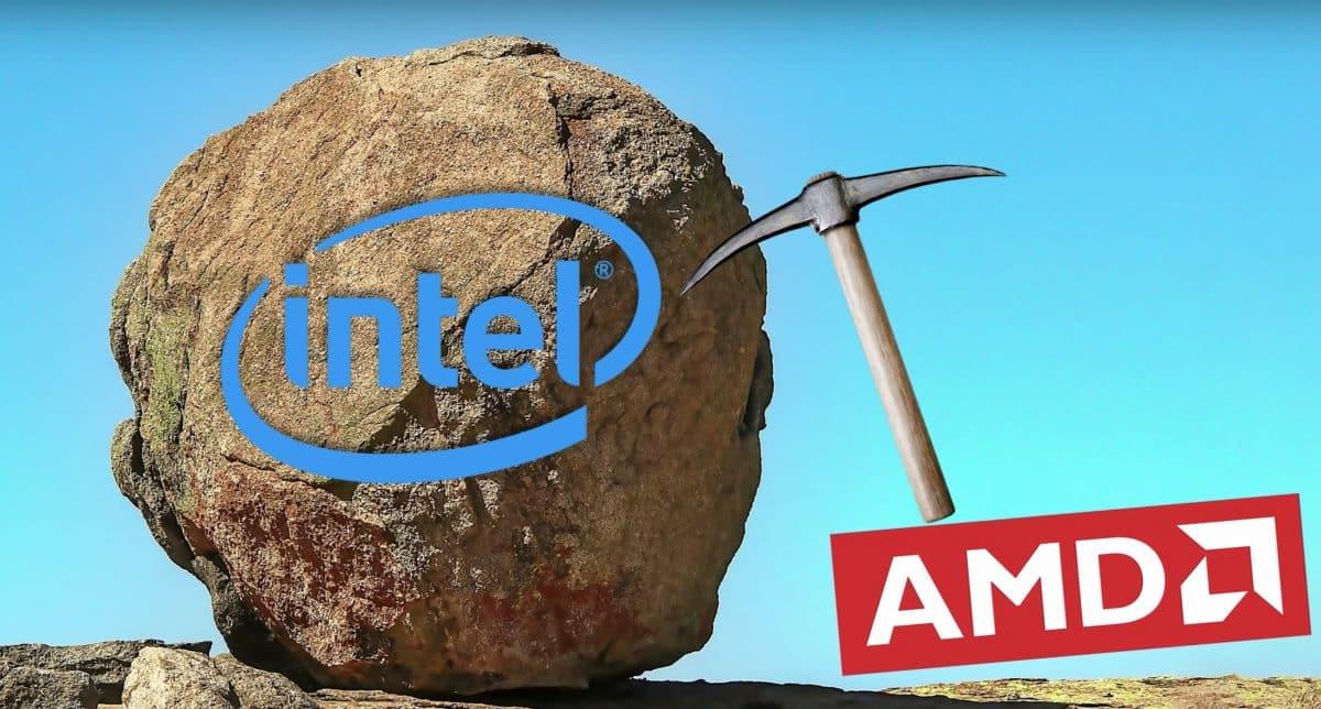 AMD vs. Intel: Apakah UserBenchmark mendukung Intel? Mengapa 1