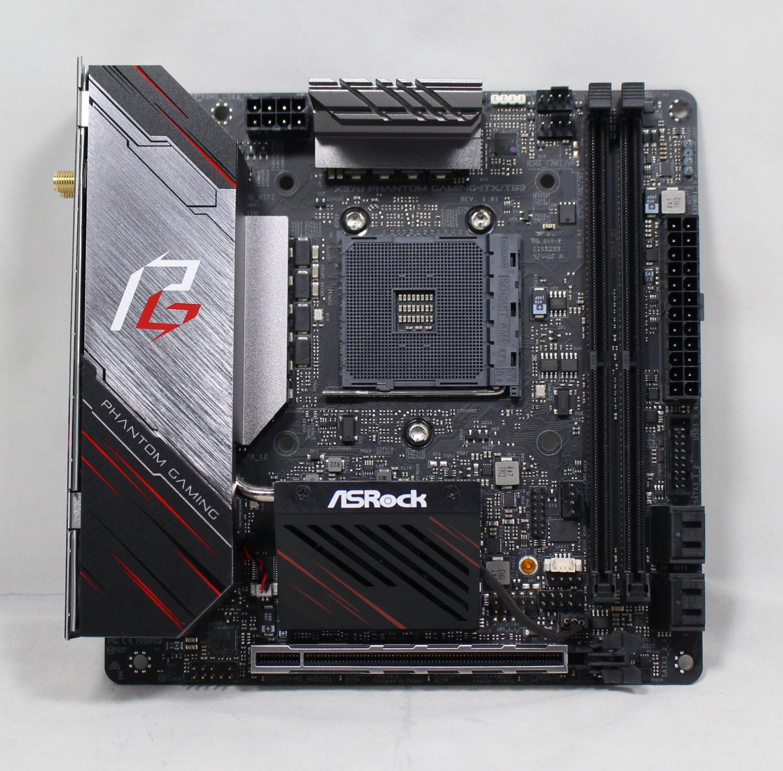 ASRock X570 Phantom Gaming-ITX / TB3 -katsaus: Täydelliset ominaisuudet …
