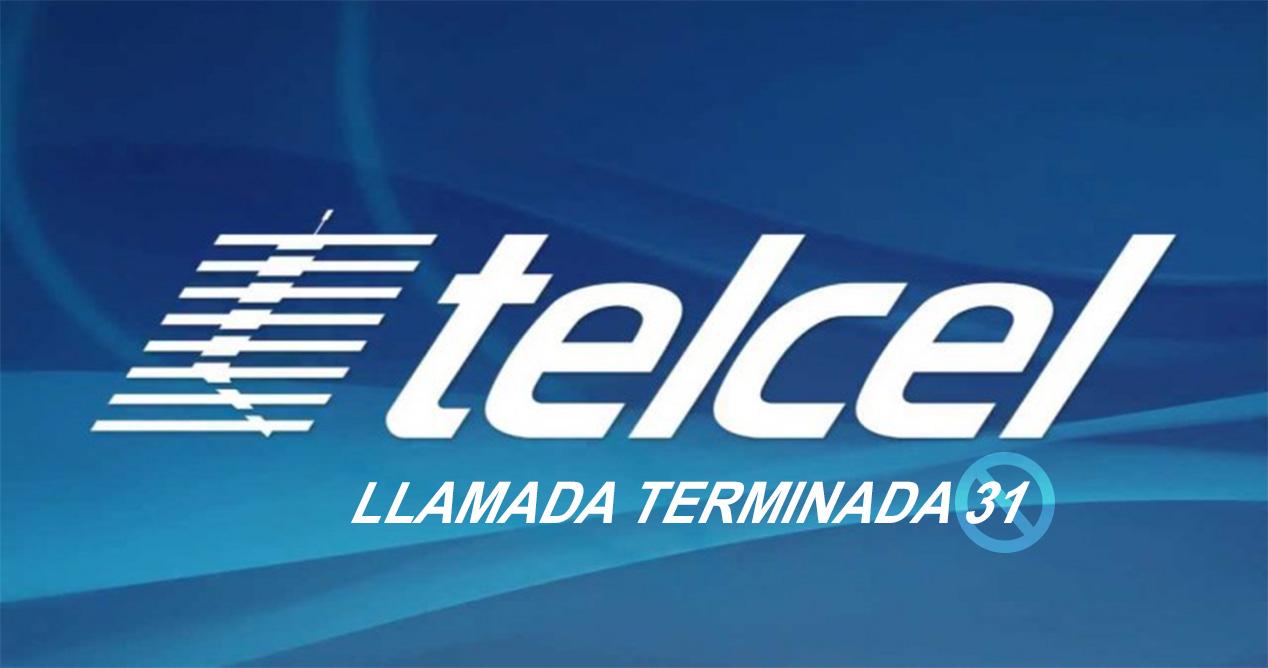 Mengatasi panggilan selesai 31 dalam Telcel 1