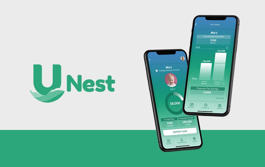 قم بتنزيل رسوم تحميل التعليم باستخدام تطبيق UNest