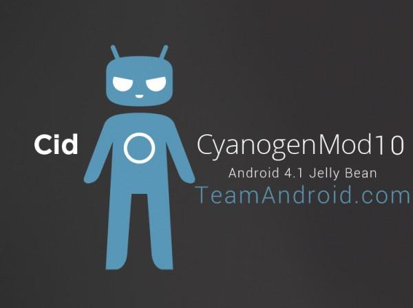 Memperbarui Galaxy Nexus I9250 ke CM10 Android 4.1.1 Nightly Jelly Bean Firmware [How To Install]